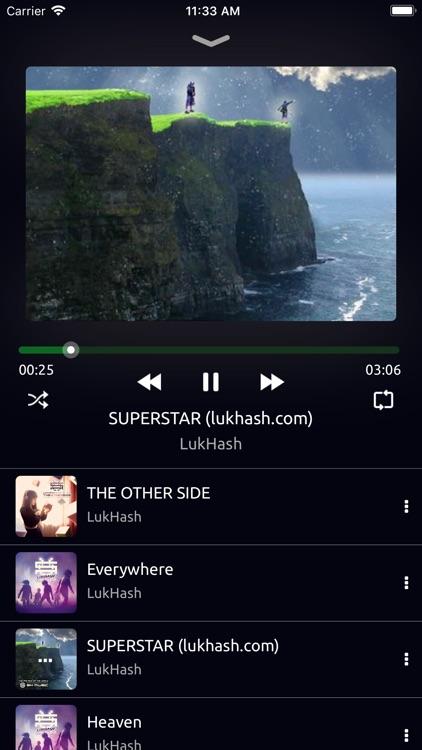 Music Downloader & Player screenshot-3
