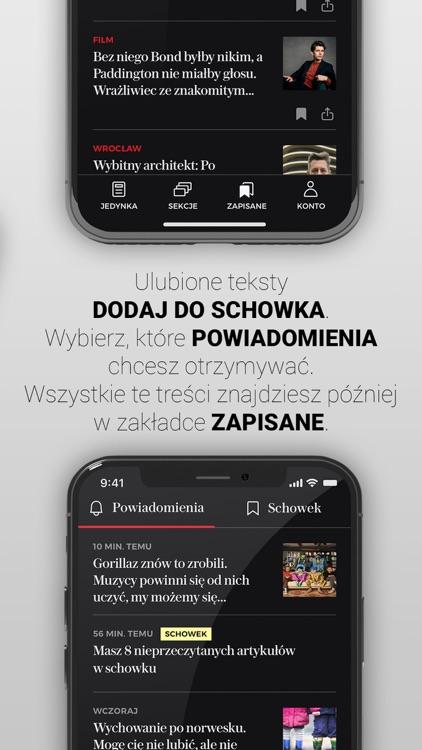 Gazeta Wyborcza: Polska, świat screenshot-5