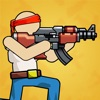 Gunner: stickman gun shooting - iPhoneアプリ