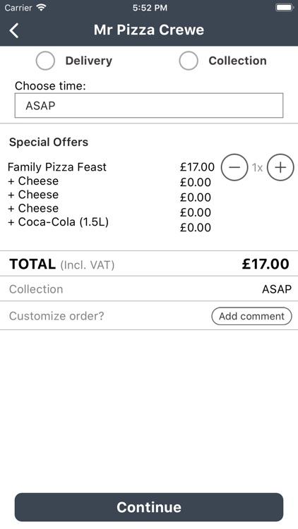 Mr Pizza Crewe By Orderyoyo Aps