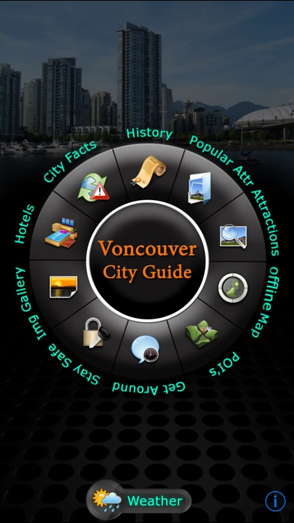 Vancouver Offline Travel Guide screenshot-0