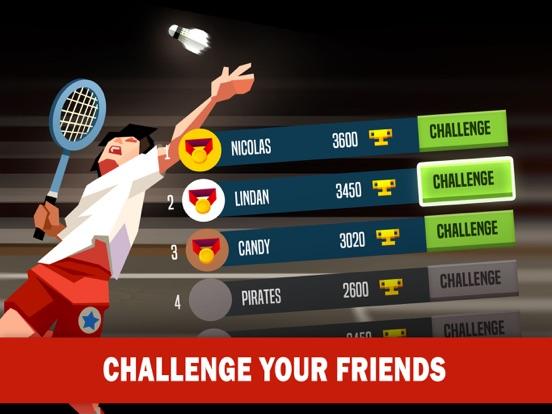 Скачать игру Badminton League