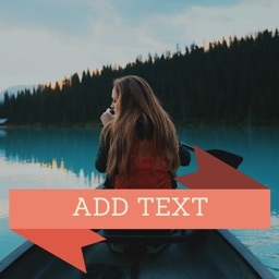 Add Text - On your photos