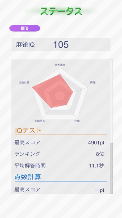 麻雀IQテスト screenshot 1