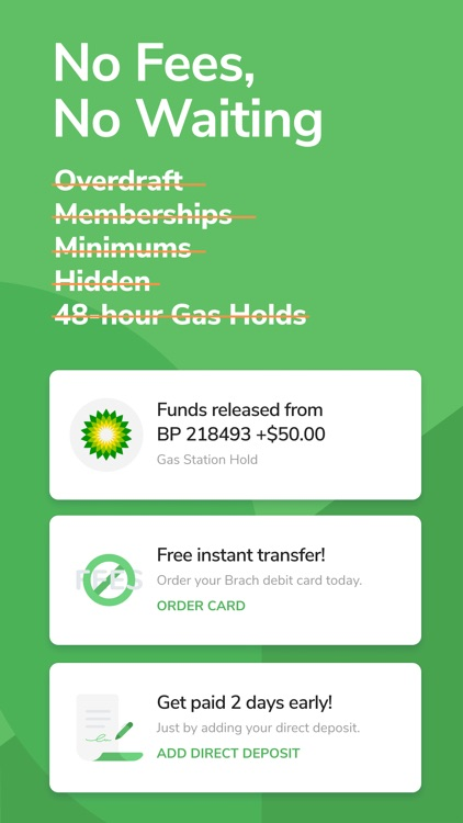 Branch: Banking & Instant Pay screenshot-6
