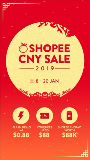 Shopee Chinese New Year Sale On The App Store