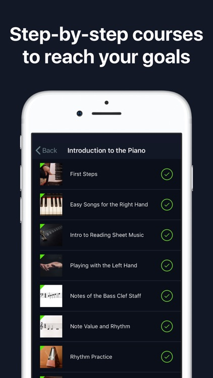 flowkey – Learn Piano screenshot-4