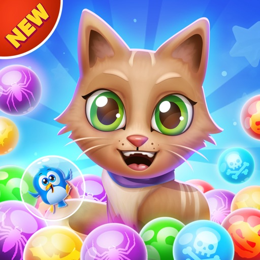Catly: Bubble Shooter