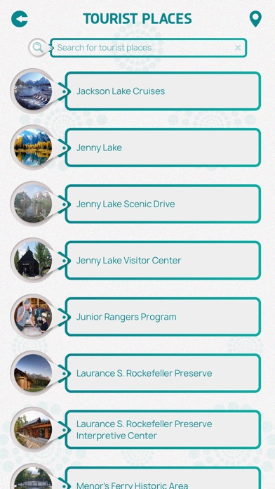 Grand Teton National Park screenshot 3