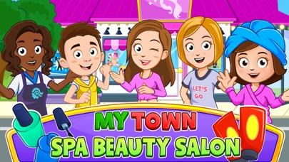 Screenshot for My Town : Beauty Spa Saloon in United Kingdom App Store