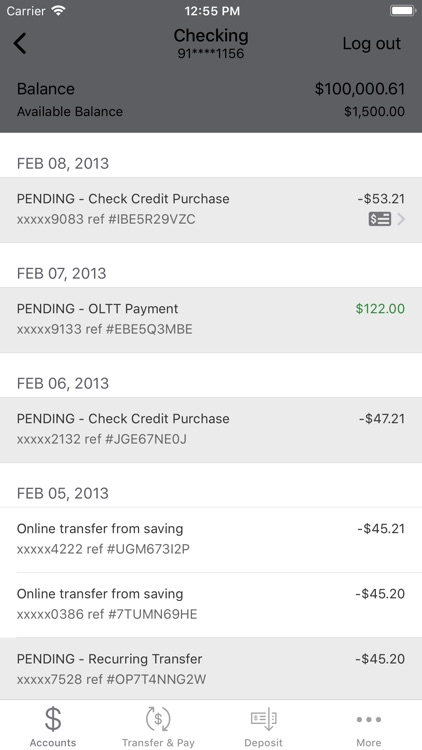 First Utah Bank Mobile Banking screenshot-3