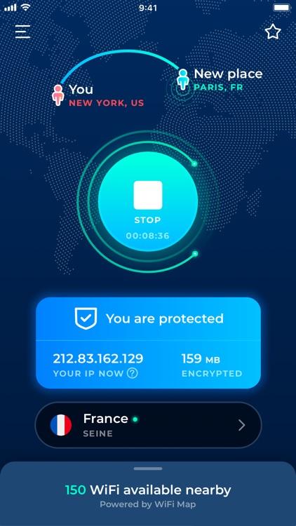 Zorro VPN: VPN & Wifi Proxy screenshot-5