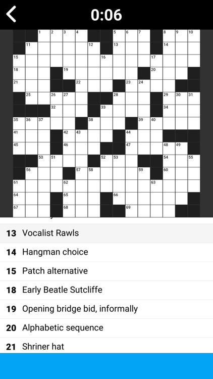 King of Crossword screenshot-5