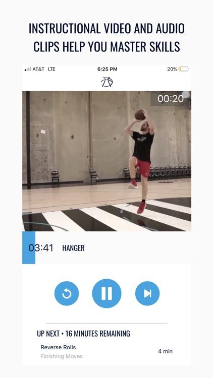 Pure Sweat Basketball Workouts screenshot-3