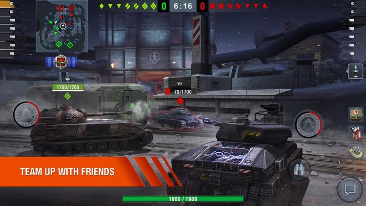 World of Tanks Blitz MMO screenshot-4