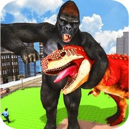 金刚向前冲-恐龙模拟大战