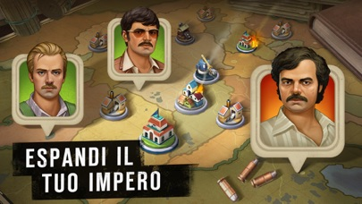 Screenshot of Narcos: Cartel Wars3