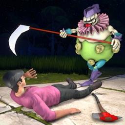 Scary Horror Clown Survival 3D
