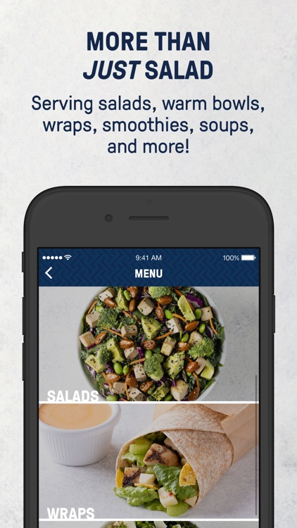 Just Salad screenshot-1