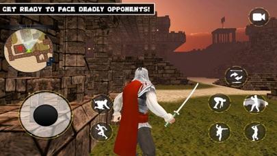 Fighting Heirloom sword screenshot three