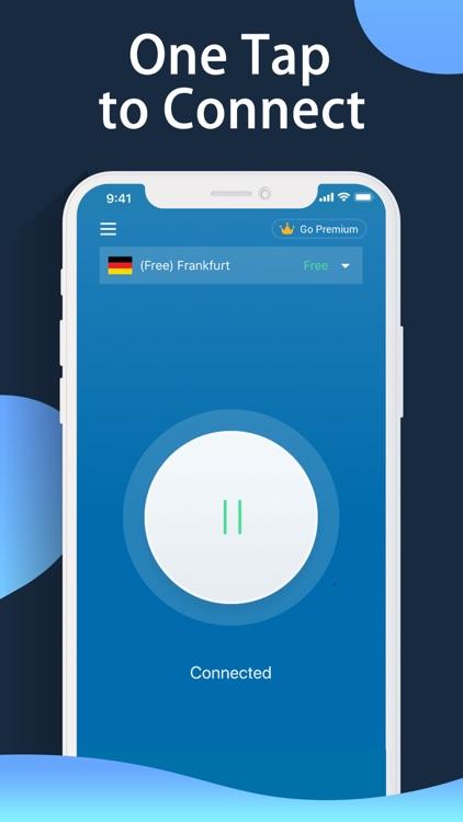 VPN – Fast & Secure VPN Proxy screenshot-3