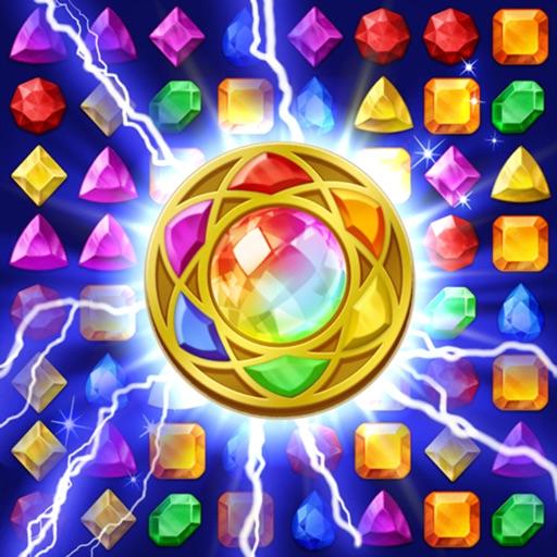 Jewels Magic: Mystery Match3 icon