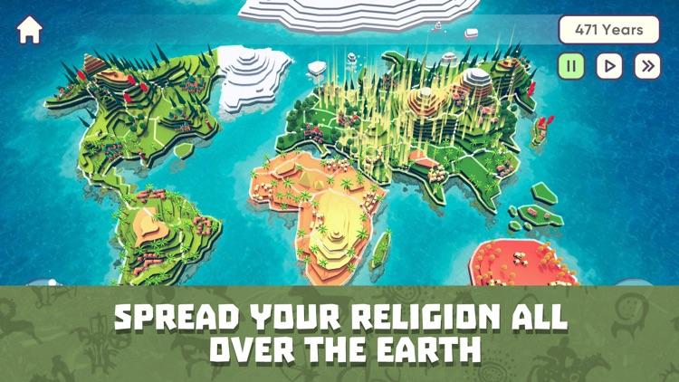 God Simulator. Religion Inc. screenshot-3