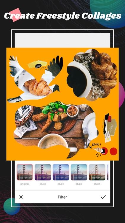 Collage Maker : Photo Layout screenshot-8