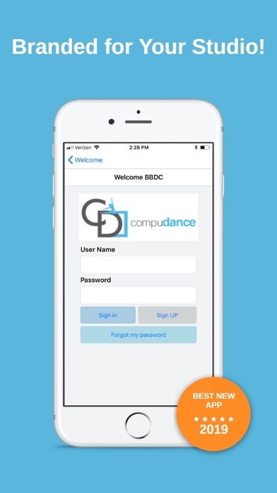 Screenshot for CompuDance in Viet Nam App Store