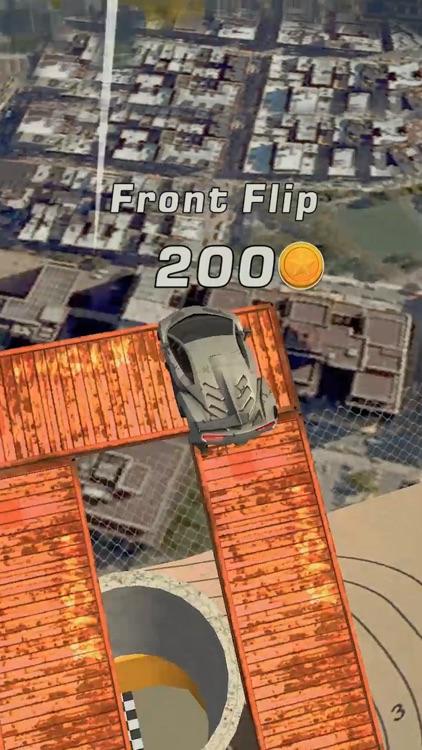 Jet Car 3D screenshot-4