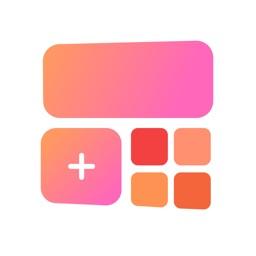 Photo Widget - Color