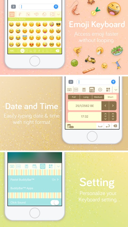 Pastel Keyboard -  VIP Premium screenshot-7