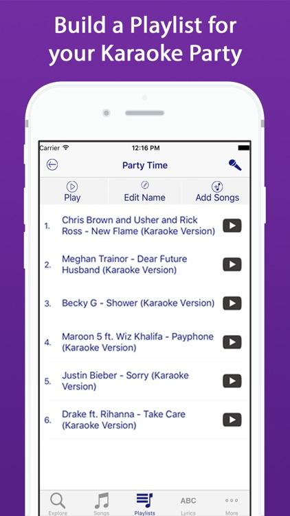 Sing Karaoke - Unlimited Songs screenshot-3