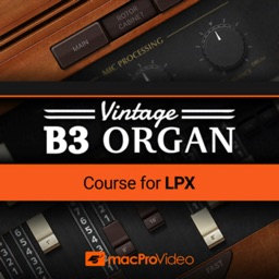 Vintage B3Organ Course for LPX