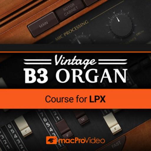 Vintage B3Organ Course for LPX