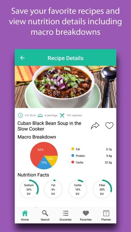 Slow Cooker Recipes & Meals screenshot-3