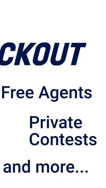 MockOut - NFL mock draft games screenshot-5