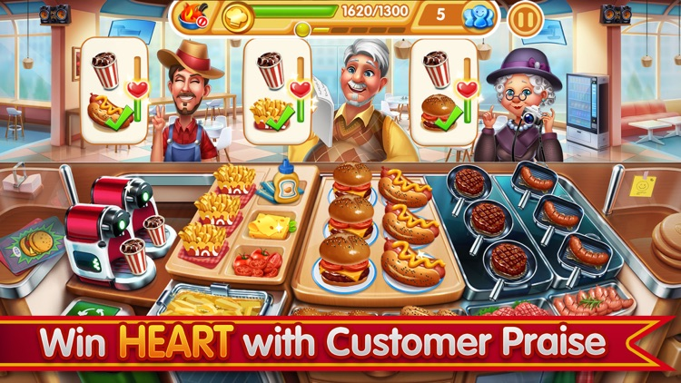 Cooking City - Chef Game screenshot-4