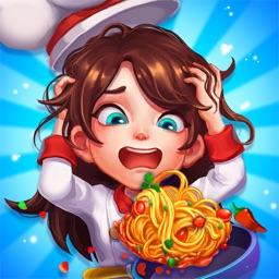 Cooking Voyage: Kitchen Dash
