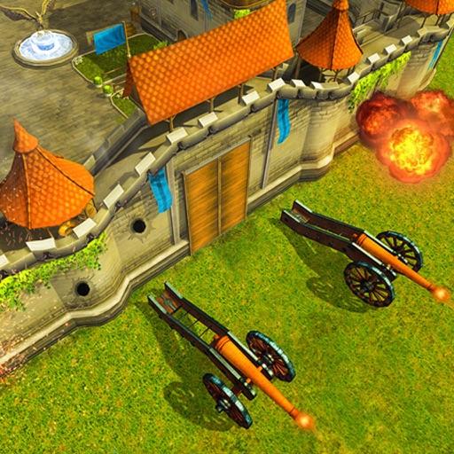 Castle Wall Defense Hero