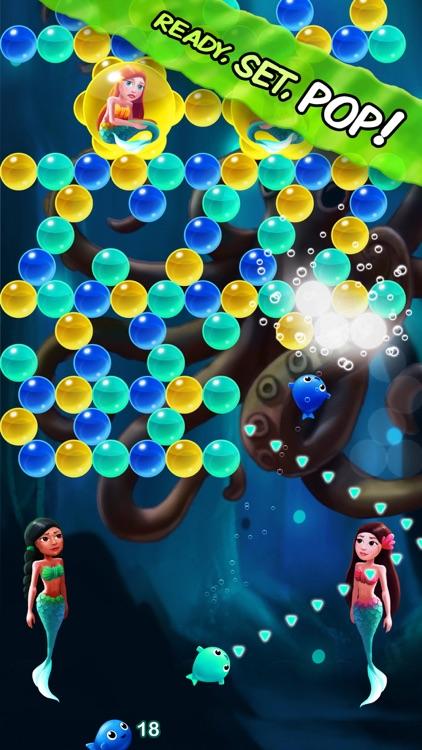 Bubble Fins - Bubble Shooter