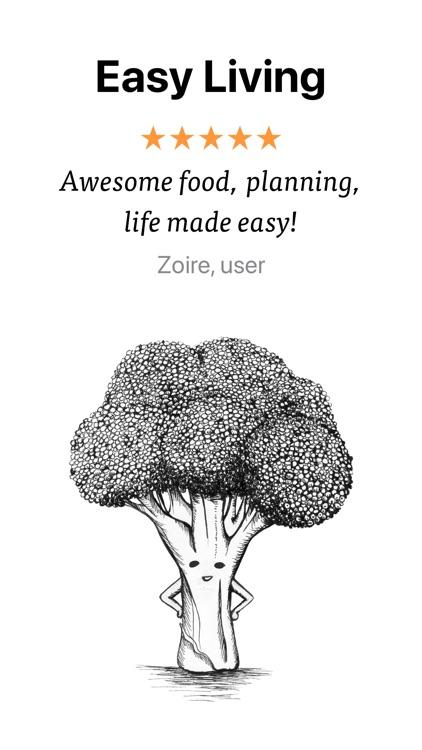 Plantry Meal Planner screenshot-9