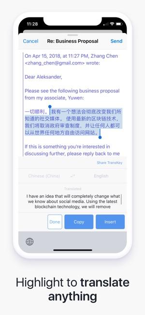 TransKey - Translator Keyboard on the App Store
