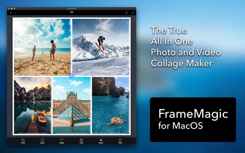 FrameMagic скриншот программы 1