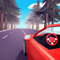 App Icon for Fast Driver 3D App in Azerbaijan IOS App Store