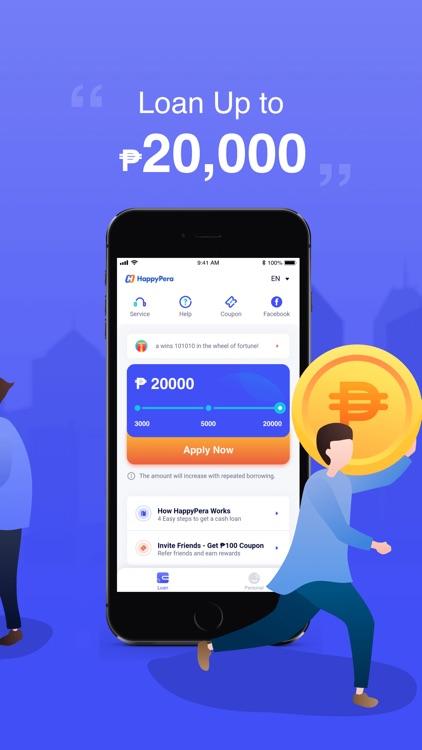 HappyPera 2 - Easy Cash Loan