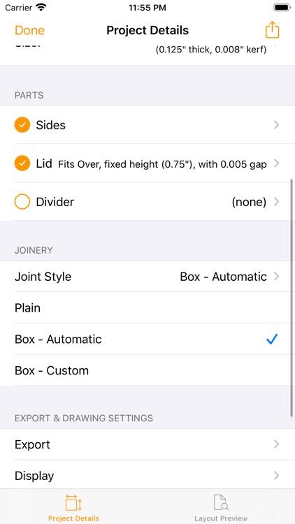 Box-o-matic screenshot-4