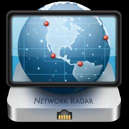 Ícone do app Network Radar