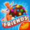 App Icon for Candy Crush Friends Saga App in New Zealand IOS App Store
