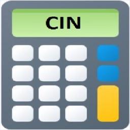 CIN Calculator App